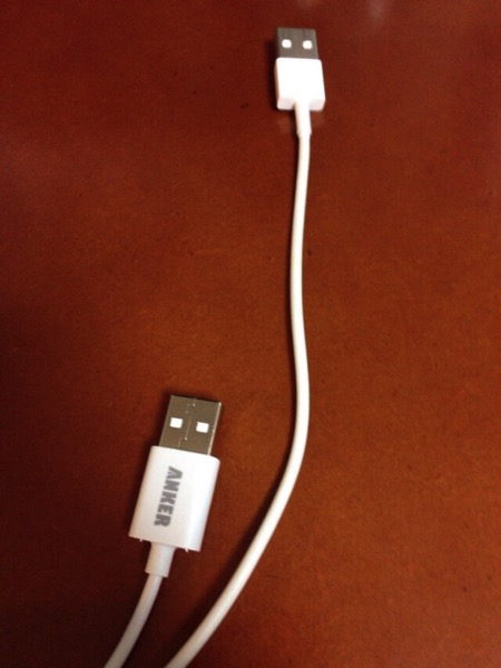 Anker apple lightning cable 11