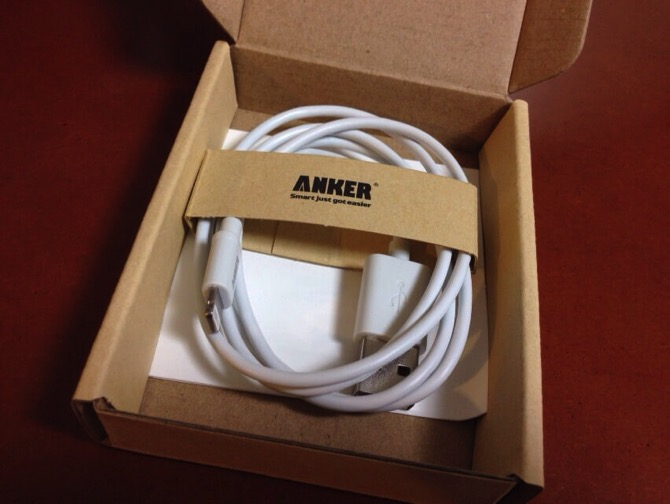 Anker apple lightning cable 5