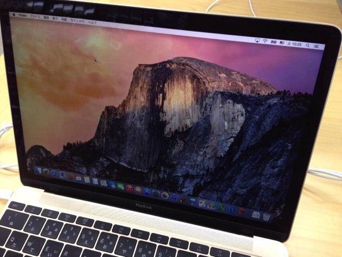 Apple macbook 2015 first look 5