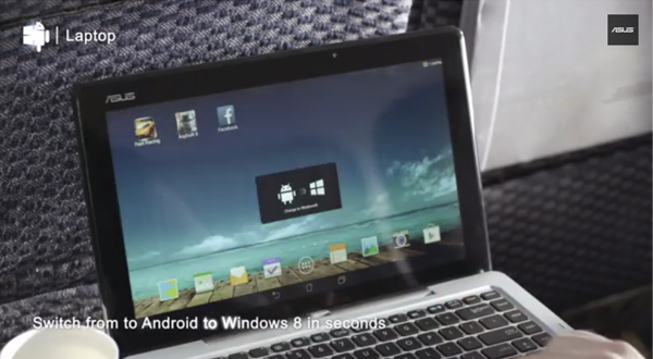 android windows dual os asus duet td300 2