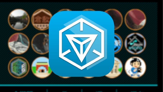 Ingress mission badges rearrange eyecatch