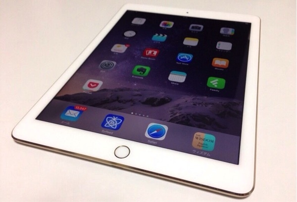 Ipad air 2 buying motives 1
