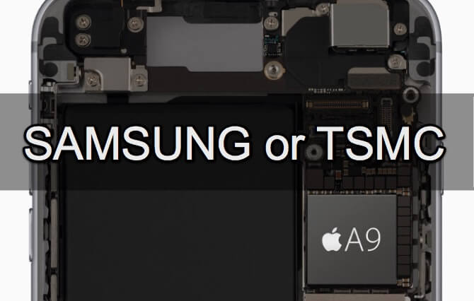 Iphone 6s a9 chip chek samsung or tsmc eyecatch