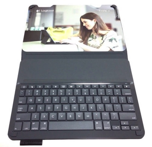 Logicool type plus ipad air 2 keyboard case 3