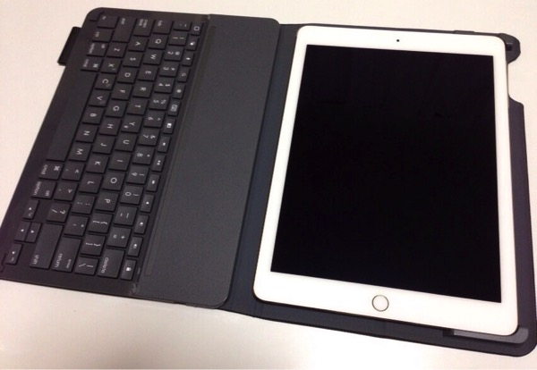 Logicool type plus ipad air 2 keyboard case 4