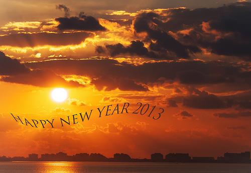 あけましておめでとうございます!「ブロガーとしての新年の抱負」 #2013ambitions
