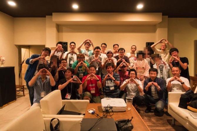 第33回 岡山スマホユーザー会(岡スマ) 拡大版 集合写真
