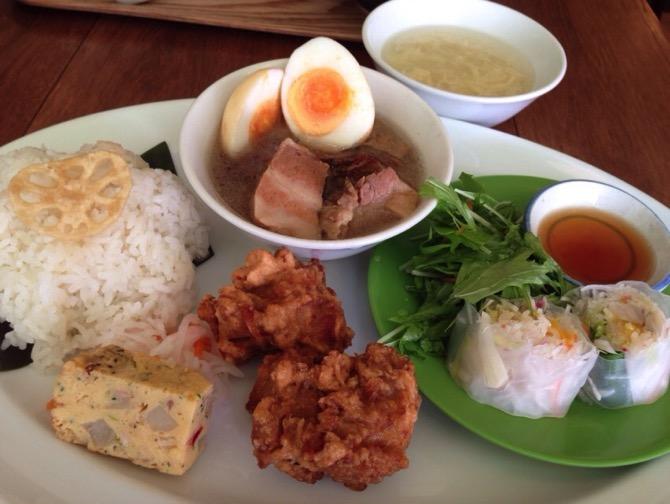Okayama vietnamese food golden lotus 5