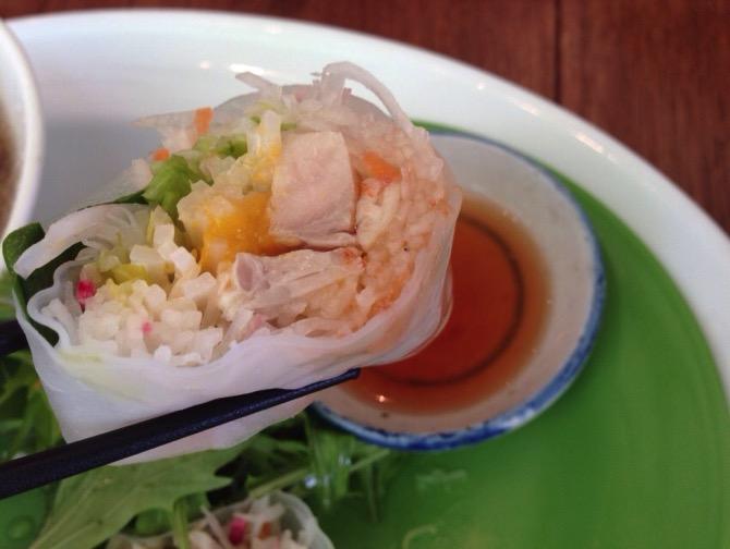 Okayama vietnamese food golden lotus 6