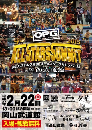 Opg all star summit 2015 2