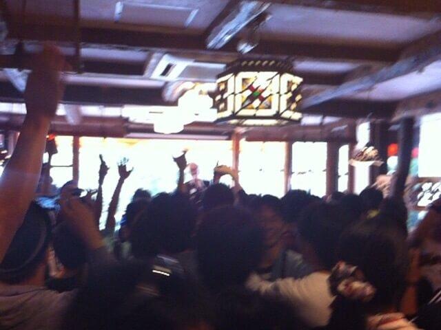 東京開催Dpub5での開会挨拶シーン