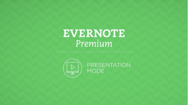 evernote premium presentation mode eyecatch